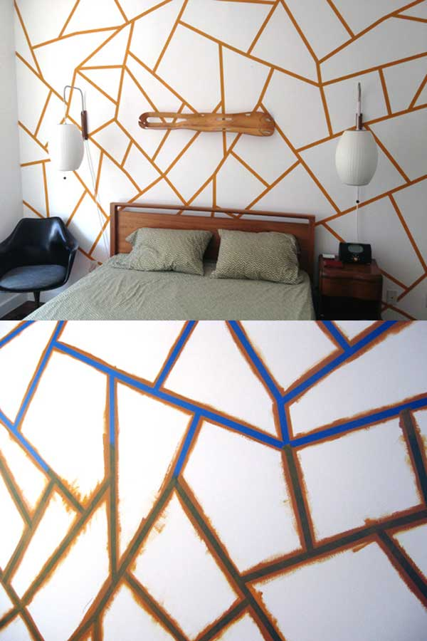 26 DIY Cool And NoMoney Decorating Ideas for Your Wall