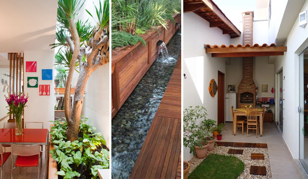 18 Clever Design Ideas For Narrow And Long Outdoor Spaces Amazing Diy Interior Home Design
