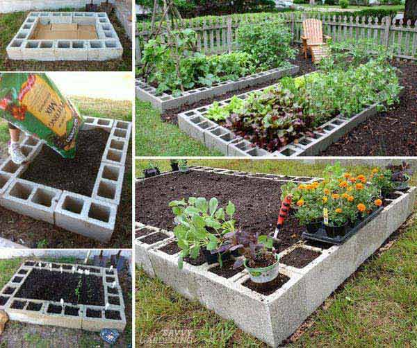 Garden Design With Top Surprisingly Awesome Garden Bed Edging Ideas With Gardening From Woohome Com