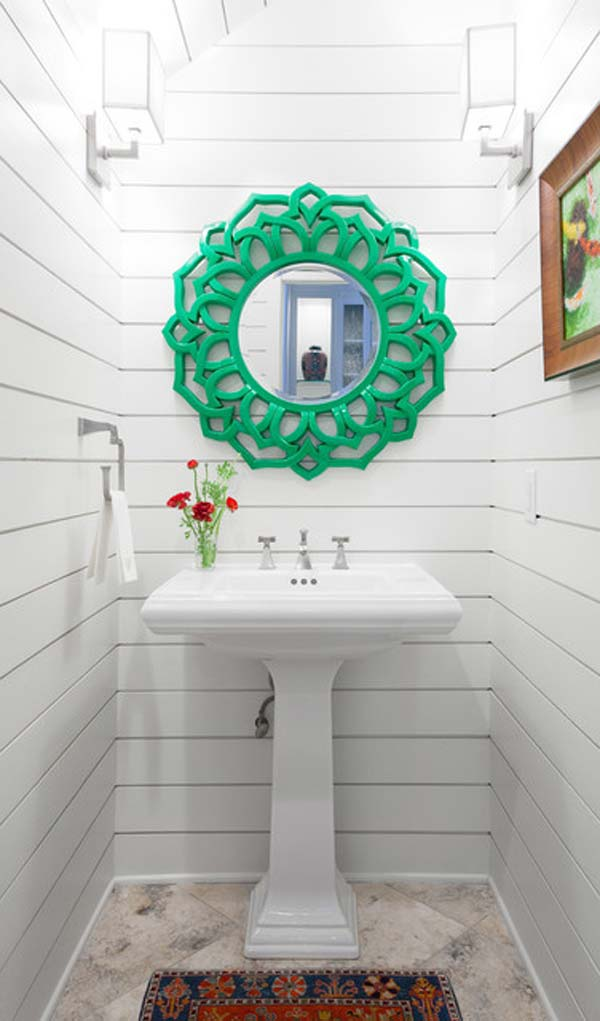 22 Changes To Make Small Bathrooms Look Bigger