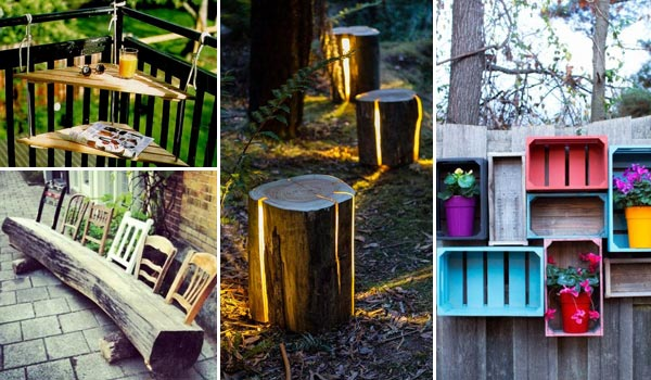Outdoor Plywood Projects