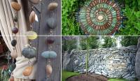 homemade garden art ideas Gallery