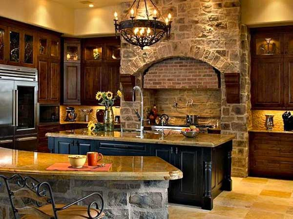 kitchen stone aid dishwasher 22 stunning ideas bring natural feel into modern homes rustic woohome 15