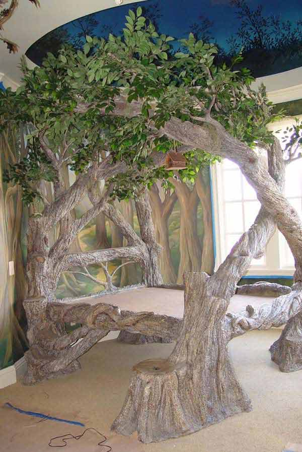 21 Fairy Tale Inspired Decorating Ideas For Childs Bedroom