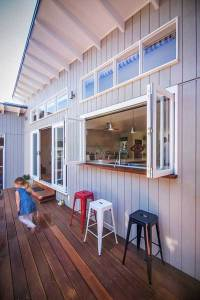 22 Brilliant Kitchen Window Bar Designs You Would Love To ...