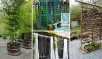 Backyard Privacy Ideas Cheap | Outdoor Goods