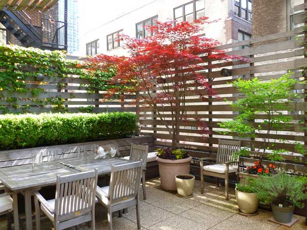 22 Fascinating And Low Budget Ideas For Your Yard And Patio Privacy