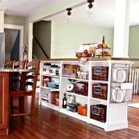 27 Unique Bookcases In Kitchen   yvotube.com