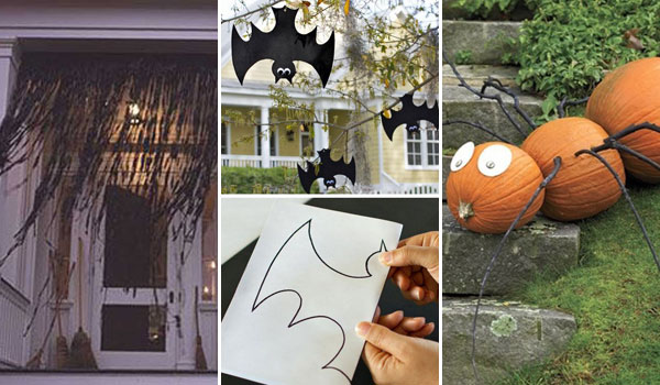 42 Last Minute Cheap Diy Halloween Decorations You Can Easily Make Amazing Diy Interior Home Design