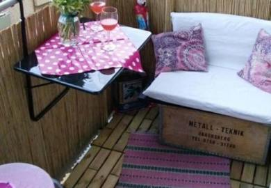 26 Tiny Furniture Ideas For Your Small Balcony Diy