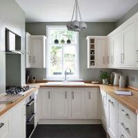 19 Practical U Shaped Kitchen Designs for Small Spaces ...