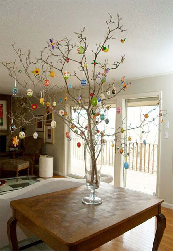 Transform your home with diy ideas for painting furniture, building your own headboard, and other indoor decorating projects including window treatments, wallpaper, and more at diynetwork.com. Top 47 Lovely and Easy-to-Make Easter Tablescapes
