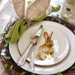 Kitchen Window Ideas Home Depot Canada Island Top 47 Lovely And Easy-to-make Easter Tablescapes ...