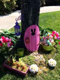 29 Cool DIY Outdoor Easter Decorating Ideas - Amazing DIY ...