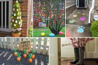 Outdoor Easter Decoration Ideas | www.pixshark.com ...