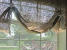 The Most 22 Cool No-Sew Window Curtain Ideas - Amazing DIY ...