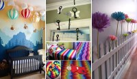 22 Terrific DIY Ideas To Decorate a Baby Nursery - Amazing ...