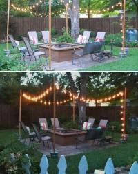 15 DIY Backyard and Patio Lighting Projects - Amazing DIY ...