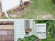 Awesome Ideas To Use Your Narrow Side Yard - Amazing DIY ...