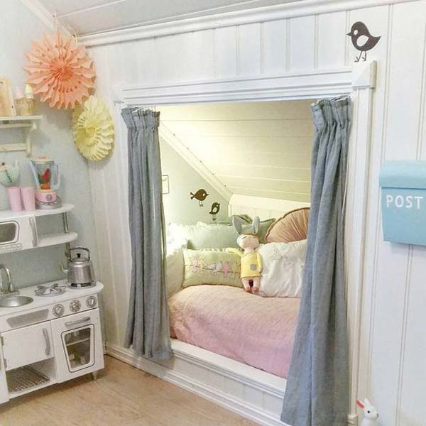22 Charming Alcove Bed Designs That You Must See Amazing Diy Interior Home Design