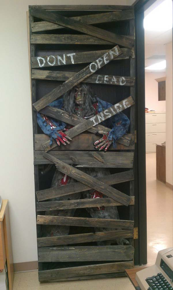 Zombie Decoration Ideas