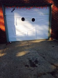 Awesome Garage Door Decorating Ideas for Halloween ...