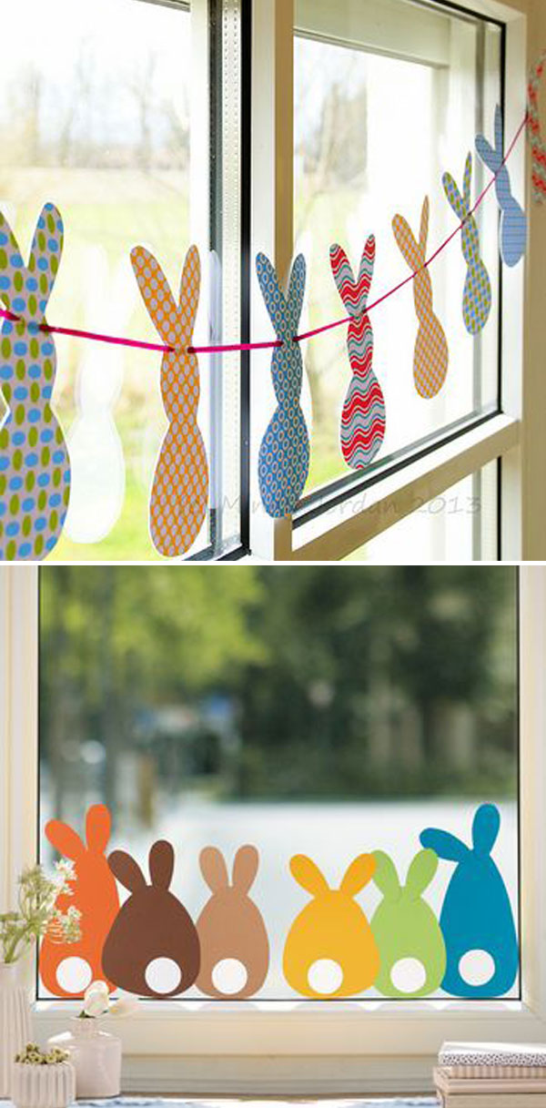 Cute DIY Window Decorating Ways Sure To Amaze You
