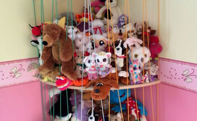 The Most 31 Cool Stuffed Animal Storage Ideas To Inspire You Part 1
