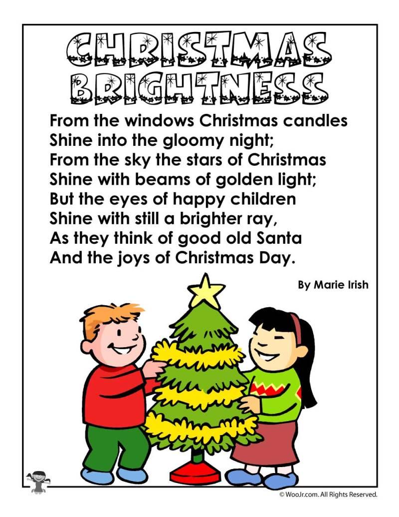 Old Irish Christmas Poems | Creativepoem.co