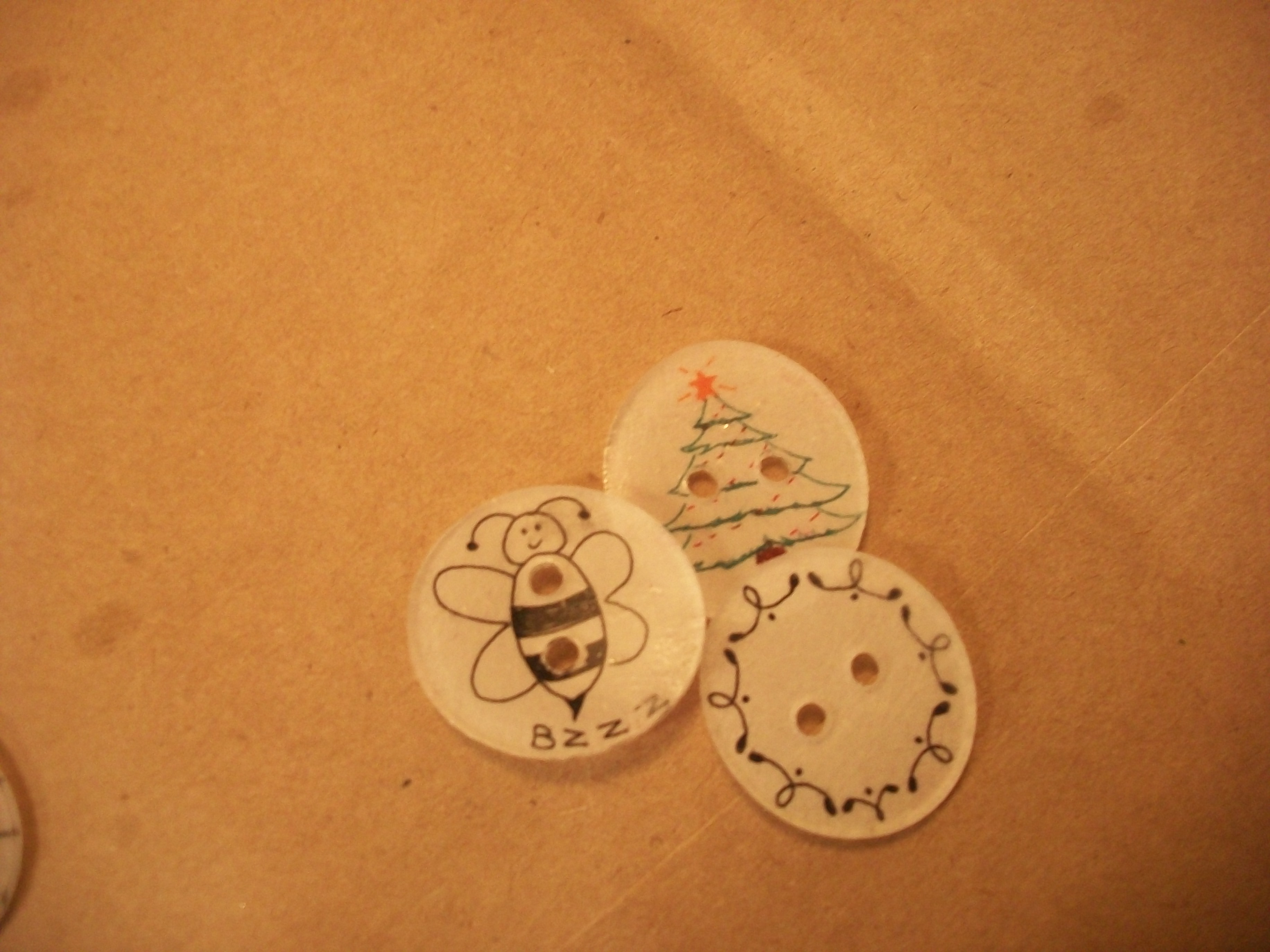 025 Diy Shrinky Dink Buttons