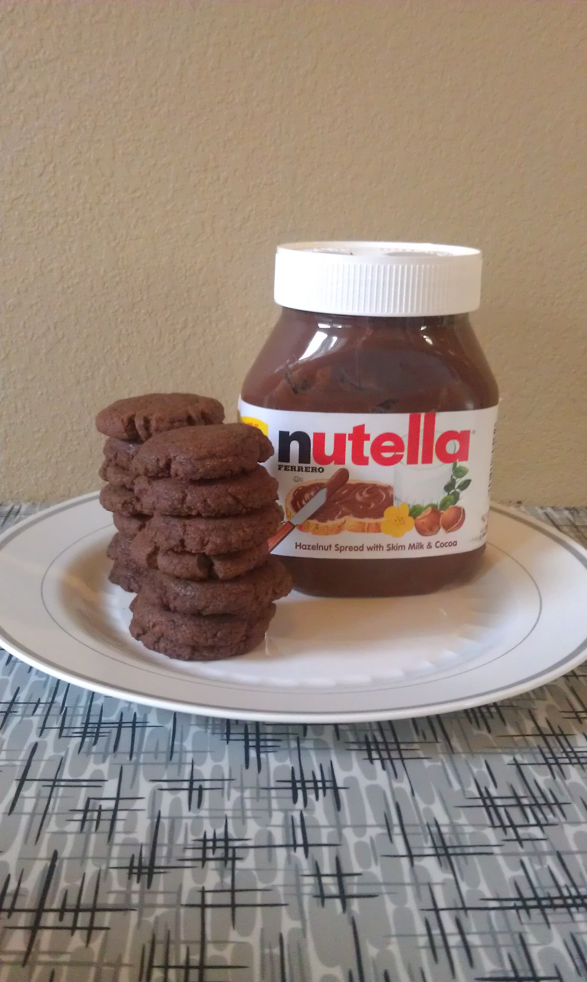 Nutella Cookie Recipe To Make With Kids