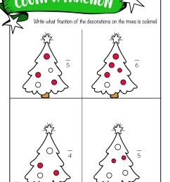 First and Second Grade Christmas Math Worksheets   Woo! Jr. Kids Activities [ 1294 x 1000 Pixel ]