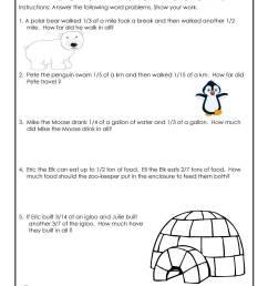 Printable Fractions Worksheets for Kids   Woo! Jr. Kids Activities [ 1294 x 1000 Pixel ]