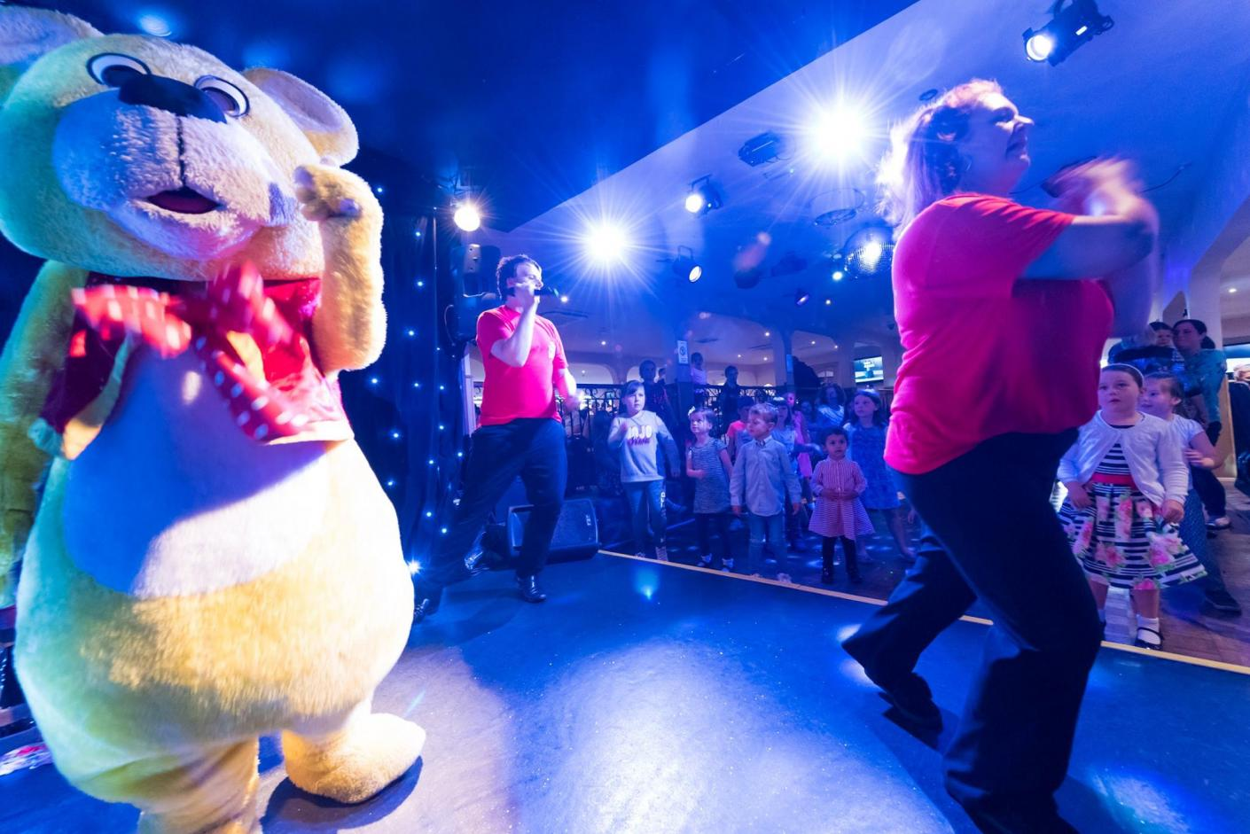 woolly bear party dances