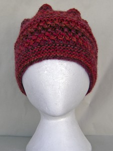 The Amanda Hat, in Paton's Jet