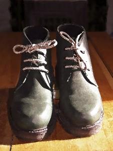 Green Moshulu Boots