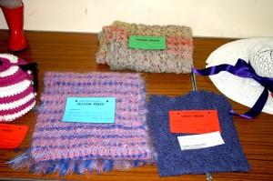 Winning scarves