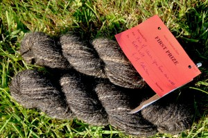 2ply Shetland Tweed