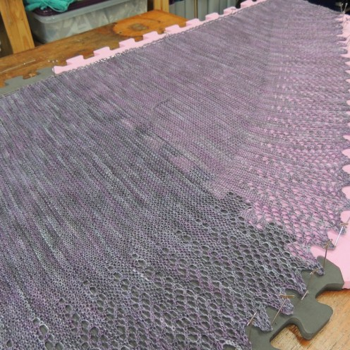 The ill-fated A Hap for Harriet, blocking