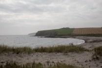 The beach at Dingieshowe