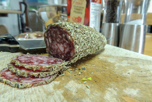Delicious Dried Sausage