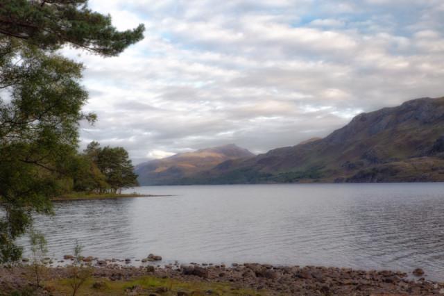 Loch Maree Morning