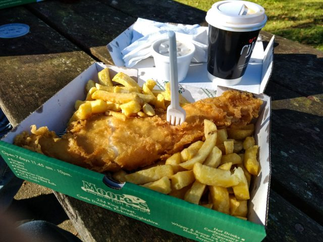 Cod & Chips!