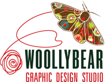 Woollybear Graphic Design and Illustration