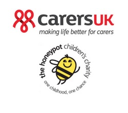 Christmas Craft sale 2015, for CarersUK and the Honeypot trust for young carers.