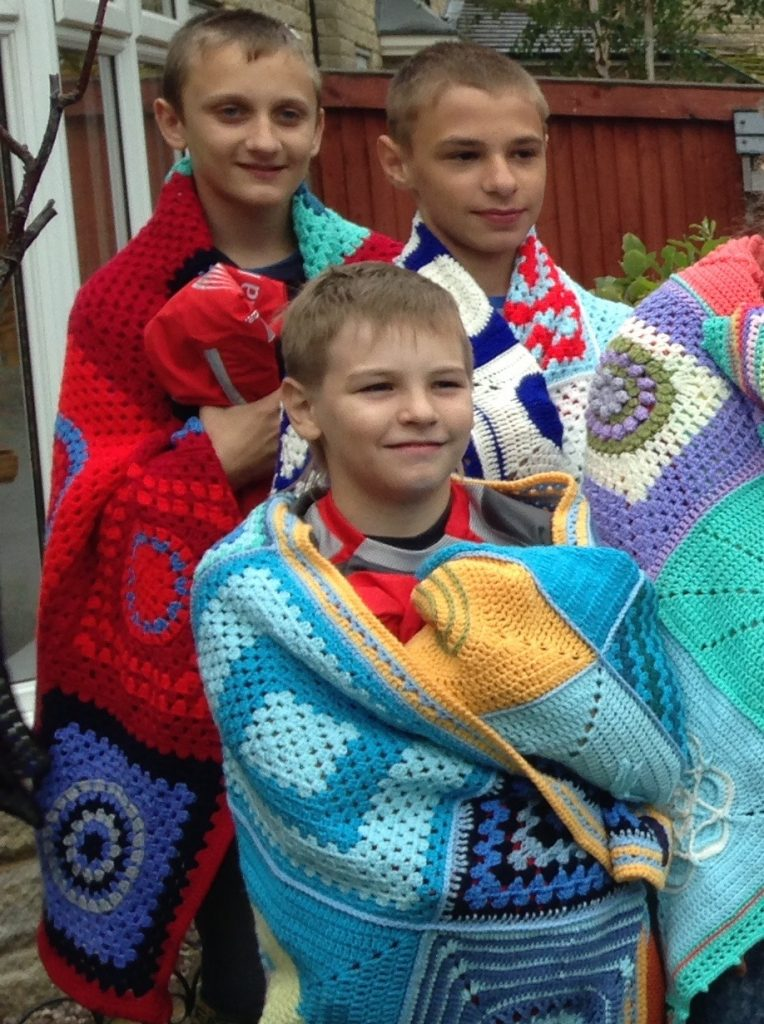 Children of Chernobyl Project 2015