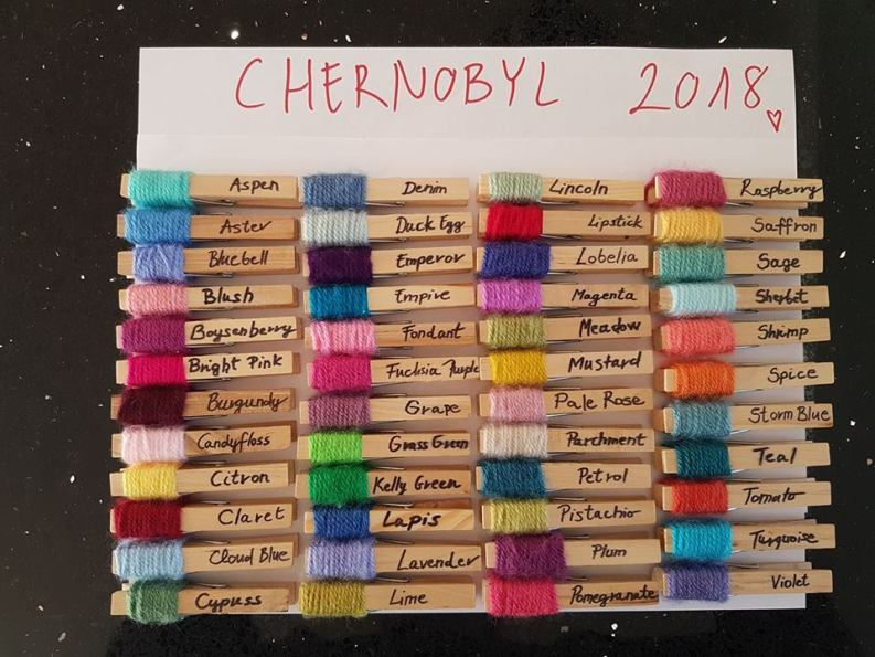 Chernobyl 2018!