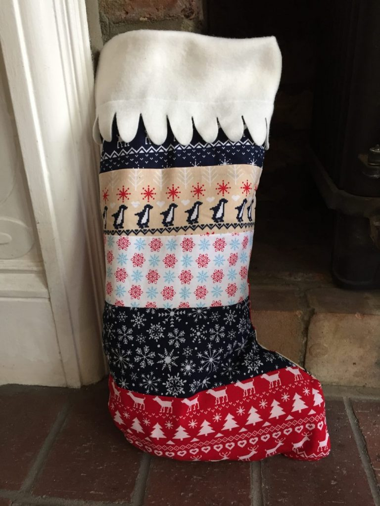 Help Father Frost! The Woolly Hugs' Christmas Stocking Project 2018