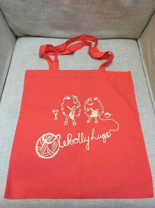 SUMMER 2018 WOOLLY HUGS BAG