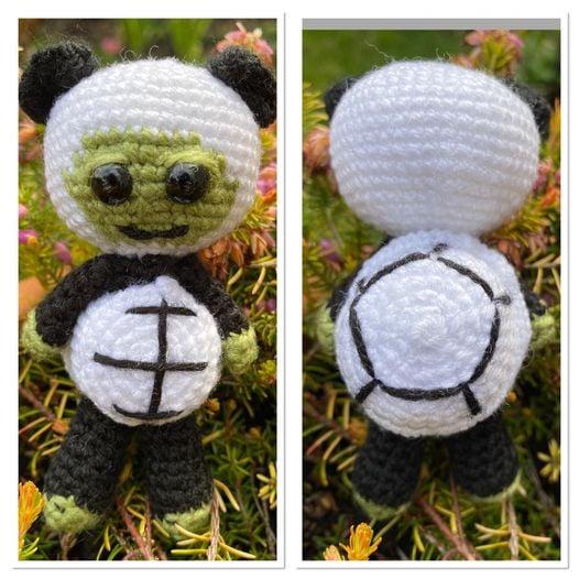 PaNDRS... Bonding squares and a Panda Picnic! (Craft Sale!) June 2021